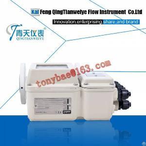 yamatake intelligent electromagnetic flow converter