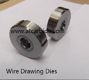 Carbide Wire Drawing Dies