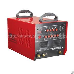 Inverter Mosfet Ac / Dc Pulse Tig / Mma Welder, Welding Machine Wsme-200