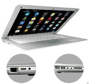 Wholesale Low Price 13.3 Inch Oem Arm Android 4.2 Netbook Laptops X6-13v21