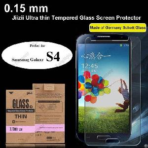 Samsung Galaxy S4 Screen Mate Real Tempered Glass 9h Hardness Premium Screen Protector