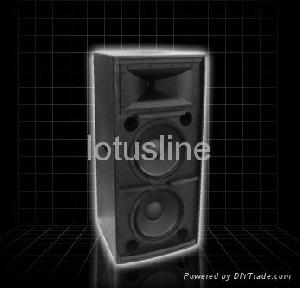 pro audio speaker pa sound cabinet odm