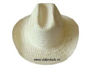 western palm leaf cowboy hat 01558