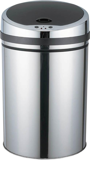 Touchless Trash Can, Waste Bin, Trash Container