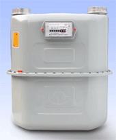 Industrial Diaphragm Gas Meter G6 / G10 / G16 / G25 / G40 / G65 / G100