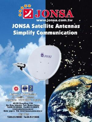Tv Satellite Dish Antenna