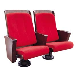 Seat, Seating, Chair For Theatre, Auditorium, Concert Hall, Reporting Hall