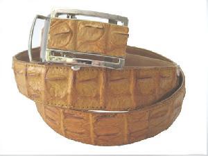 Genuine Crocodile / Alligator Skin Leather Belts, Handbags, Wallets, Purses, Briefcases, Bags, Etc.