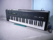 Kawai K4 Digital Synthesizer, Stock# 3796-5000
