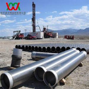 slot wedge wire screen drilling equipment