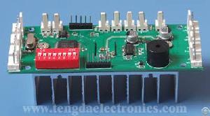 server fan temperature pwm motor control