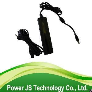 Iec C8 Connector Desktop Power Supply 24v 5a Ac / Dc Power Adapter