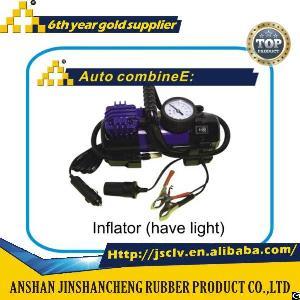 Auto Combine E Inflator Have Light