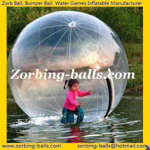 Water Ball, Zorb, Walk On Water Ball, Walking Shpere