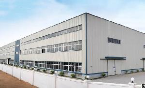 light assemble prefabricated steel structure workshop