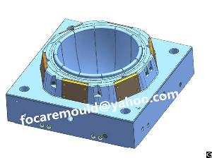 China Iml Pail Moulding, In Mold Labeling Tub Mould, Paint Box Mould, Bucket Molds