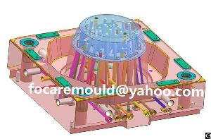 Pail Tub Mold 20liter Tub Mould China Iml Paint Bucket Molding System