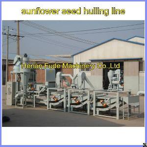 Sunflower Seed Shelling Machine