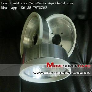 Diamond Cup Shape Resin Bond 6a2 Grinding Wheel For Cnc And Pcd Pcbn Tool