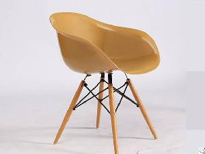 daw chair originally charles ray eames abs beech wood leg maple