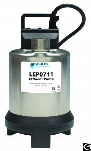 goulds submersible pump