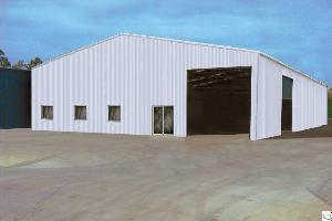 Prefab Light Steel Structure Industrial Building