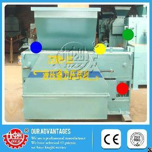 Popular In Overseas Market Environmental Protection Pulverized Coal Briquette Machine