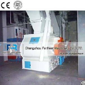 ce certificated shaft cattle feed molasses mixer machine