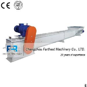cleaing scraper chain conveyor feed processing
