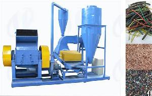 Wire Stripper Machine / Cable Wire Granulator
