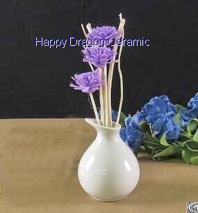 Ceramic Reed Diffuser Bottle, Diffuser Set, Aroma Diffusers