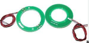 Lpks-0205 Pan Cake Slip Ring With Through Bore 46.0mm