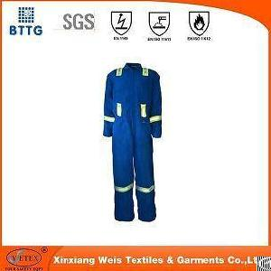 manufacture cvc construction uniforms safety workwear reflective