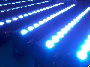 outdoor led wall wash 18 x 18w rgbwa uv 6in1