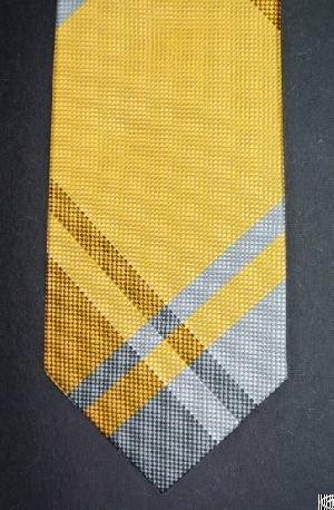 fancy checkered necktie ckt 6990