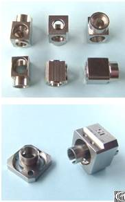 Precision Milling Turning Machinery Parts