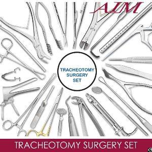 tracheotomy surgery