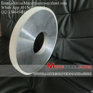 Vitrified Bond Diamond Cylindrical And Peripheralgrinding Wheel For Grinding The Cylinder Of Pdc