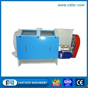 precleaning sieve machine corn powder feed