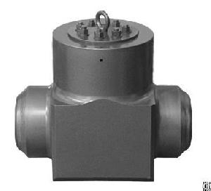 American Standard High Temperature And High Pressure Power Swing Check Valve