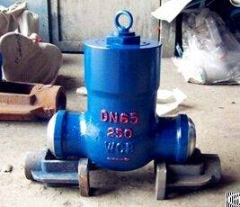 power plant check valve
