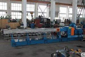 High Quality Parallel 600 Rpm Corotating Twin Screw Extruder Masterbatch Machine For Sale