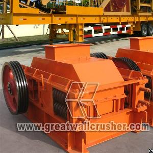 Roll Crusher Price For 35 T / H Coke Crushing Plant