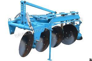 Reversible Disc Plough