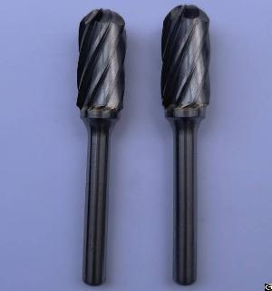 Solid Carbide Rotary Burs For Nonferrous With Aluminum Cut