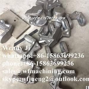 metal forged hinged shaft forging heavy duty truck