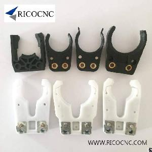 Atc Toolholder Forks Iso30 Grippers Hsk63f Router Gradle Bt40 Tool Changer Gripper Bt30 Tool Clip