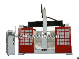 3d cnc foam cutting carving machine b2540cr