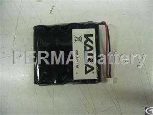Non-rechargeable Battery Packs Alkaline Aa 6v For Electric Door Locks