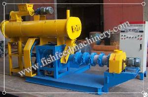 wet fish feed extruder 180 200kg h fy dsp60